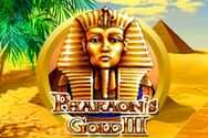 Pharaohs Gold 3